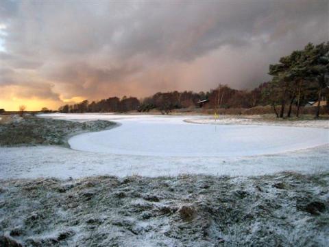 Framtidsvision för Ljunghusens golfklubb