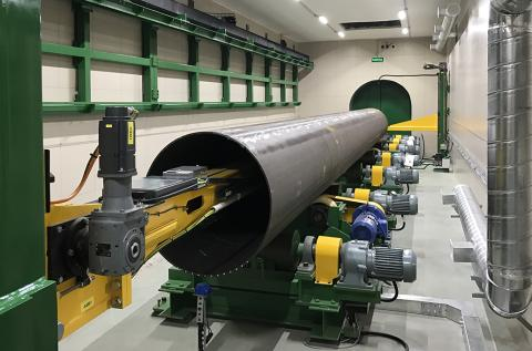 New approach for X-ray weld inspection of pipeline segments