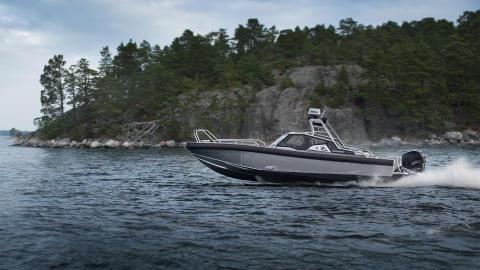 Anytec gästar Vene 17 Båt-mässan i Helsingfors