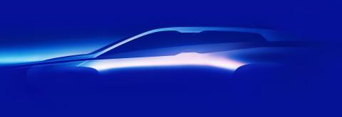 BMW Group presenterar sin nya flaggskeppsbil - BMW iNEXT