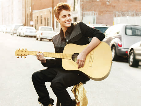 Metro tävlar ut en date med Justin Bieber
