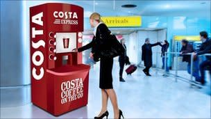Costa Coffee Launches in Canada with 150 Costa Express Coffee Bars