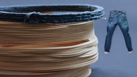 3D-skrivare för stora objekt
