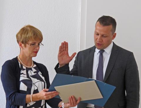 Drei neuen Professoren stärken den Fachbereich Wirtschaft, Informatik, Recht (WIR) der Technischen Hochschule Wildau