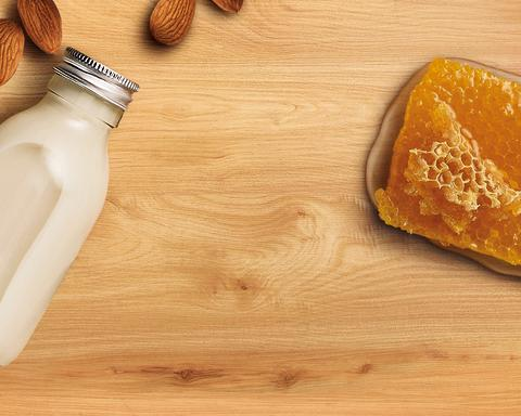 Almond_Milk_Honey_background