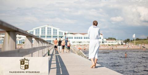 Sveriges mest romantiska hotell ligger i Falkenberg