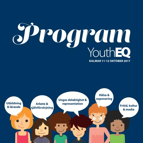 Program, YouthEQ 2017, Kalmar