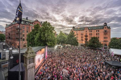 Fortsatt ökning av antalet gästnätter i Norrköping