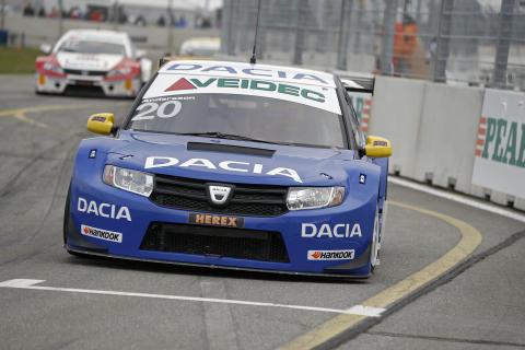 Dacia Dealer Team siktar på kanonresultat i Kanonloppet
