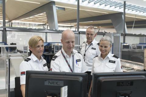 Nye Bergen lufthavn Flesland