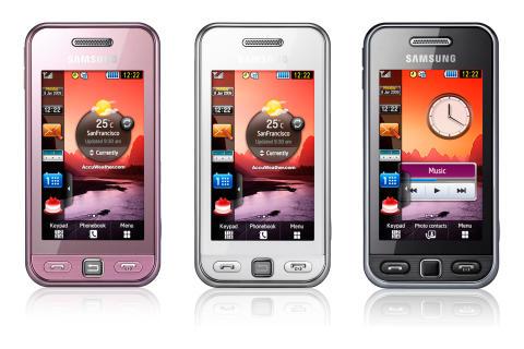 Samsungs mobil öppnar dörren till framtiden