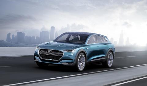 Pilotado, eletrificado e totalmente conectado  – Audi na CES 2016
