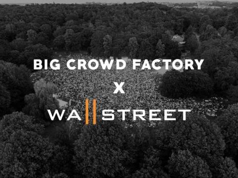 Wallstreet Media inleder partnerskap med Europas största utomhusbio