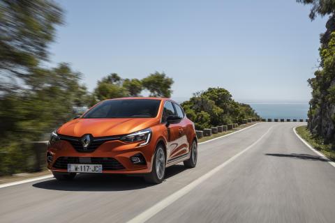 Ny Renault Clio sprænger klassen