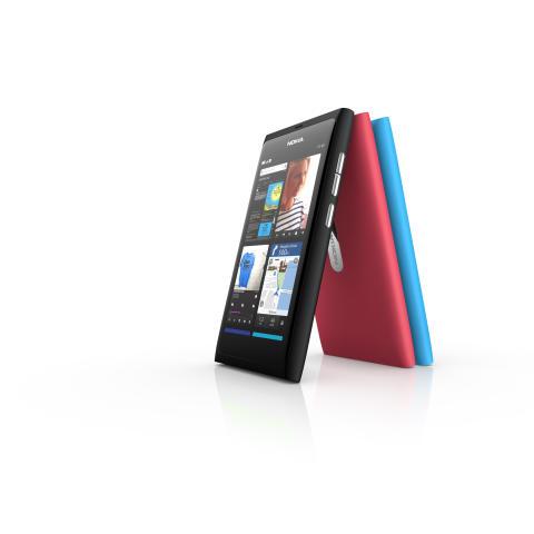 Nokia N9 på väg ut i butik