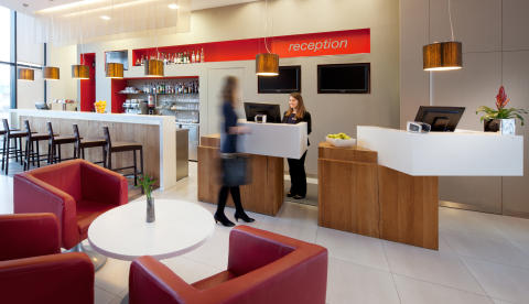Comfort Hotel Olomouc Centre Lobby