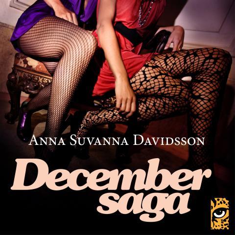 Anna Suvanna Davidsson släpper julkalender för vuxna i ljudformat