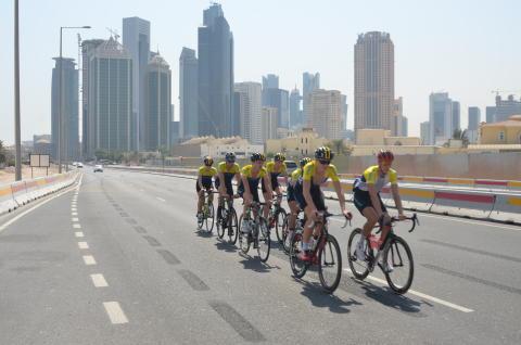 VM landsväg i Doha, 11-16 oktober 2016