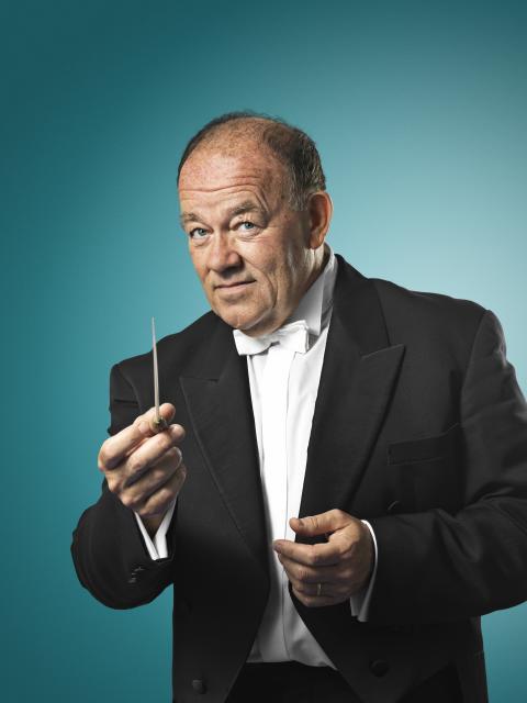 Marc Soustrot, dirigent