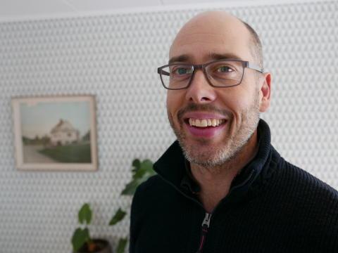 Pelle Sjögren, VD på Garagekoll