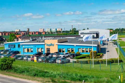 Tapflo – Rejsen begyndte for 40 år siden, i Sverige.
