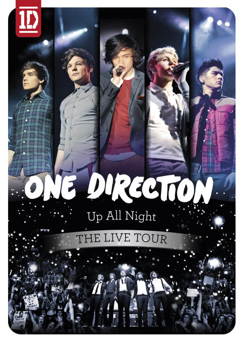One Direction Live DVD Hits No.1 in 25 Countries Band Makes US Chart History AGAIN