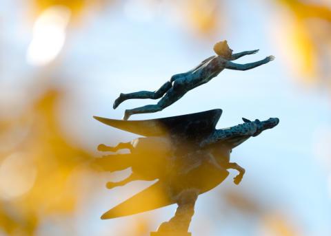 Pressvisning 9 maj: Carl Milles - drömmare och skulptör