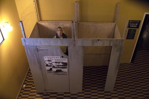 Kristoffer Akselbo. foto; Frida Gregersen
