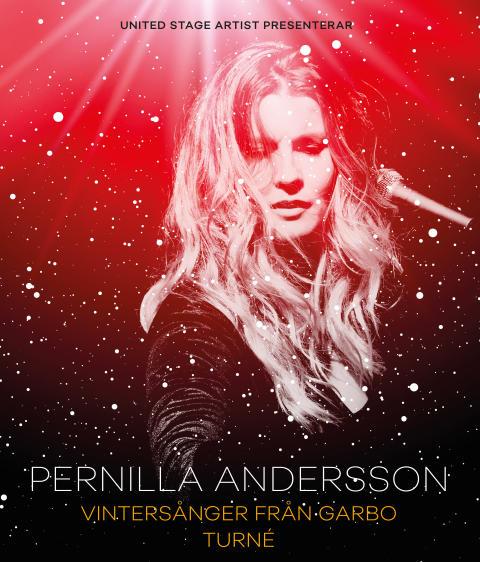 Succén återkommer: Pernilla Andersson åker på hyllad julturné