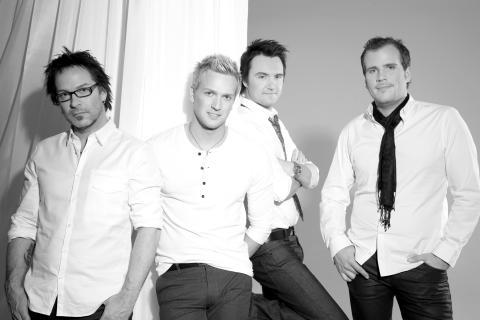Dansbandet Scotts på TanumStrand
