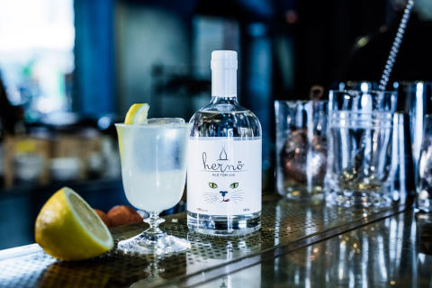 Tom Collins Hernö Gin