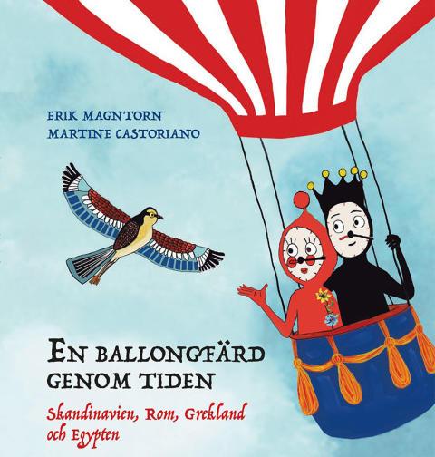 Boklansering: En ballongfärd genom tiden - visning med högläsning och skapande verksamhet