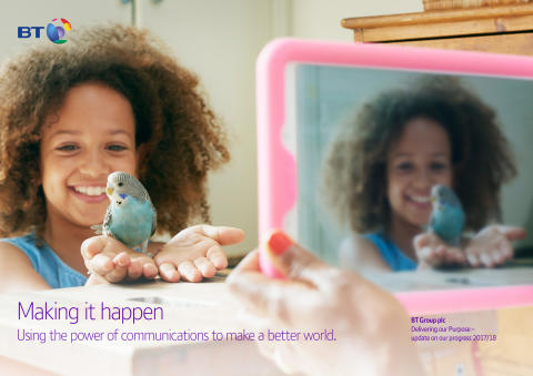 BT helps customers cut carbon emissions by 11.3 million tonnes