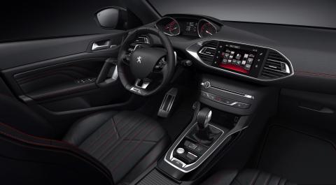 Peugeot 308 GT – en powerful personlighed