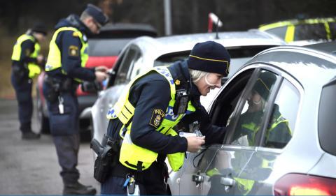 Samverkan och medborgarlöfte för minskad brottslighet och ökad trygghet i Lidköpings kommun