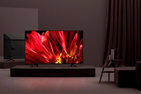 Sony lanserer MASTER Series 4K HDR-TV-er med de nye modellene AF9 OLED og ZF9 LCD