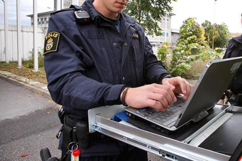 Nytt system hjälper polisen lösa fler bostadsinbrott