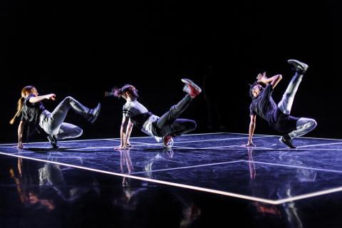 LIEN(S) – Streetdance med kanadensiska Destins Croisés