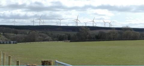 TRIG ACQUIRES SOLWAYBANK WIND FARM FROM RES