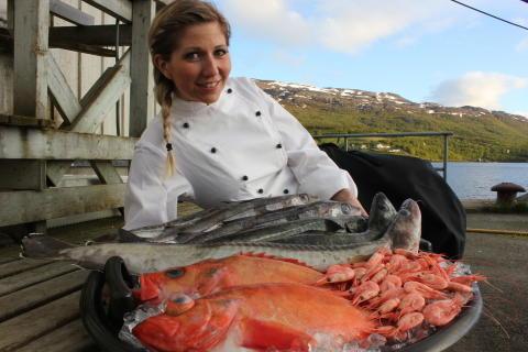 Lokalmatguiden hjelper deg å finne matskattene rundt Lyngenfjorden