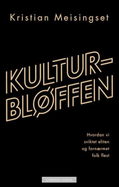 Ny debattbok fra Kristian Meisingset