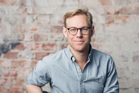 Erik Engellau-Nilsson, CEO Norrsken Foundation