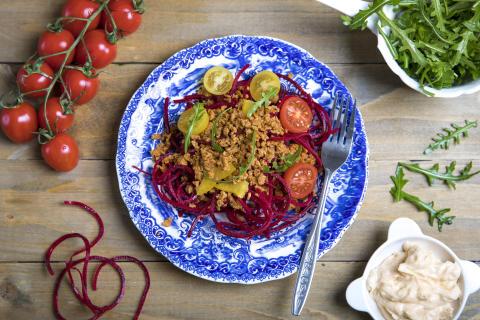 City Gross arrangerar vegetarisk minimässa i hela landet