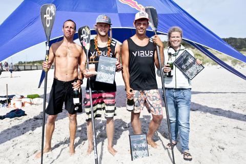 Casper Steinfath vinder STROKES 2015