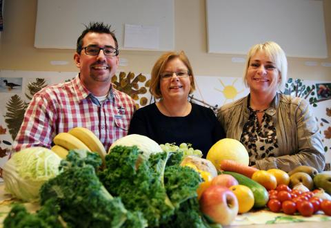 Uddevallas måltidspedagogik inspirerar Livsmedelsverket