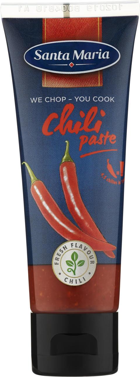 Chili packshot