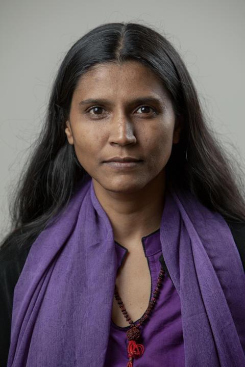 Khodeja Sultana, landchef Bangladesh
