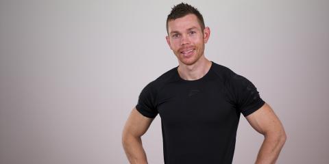 Seth Ronland är PT:n bakom 3D-träning hos Yogobe