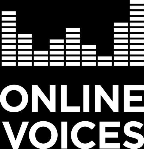 Online Voice logo