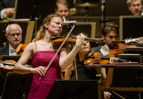 Kungliga Filharmonikerna Korngolds Violinkonsert